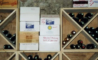 Casier vin